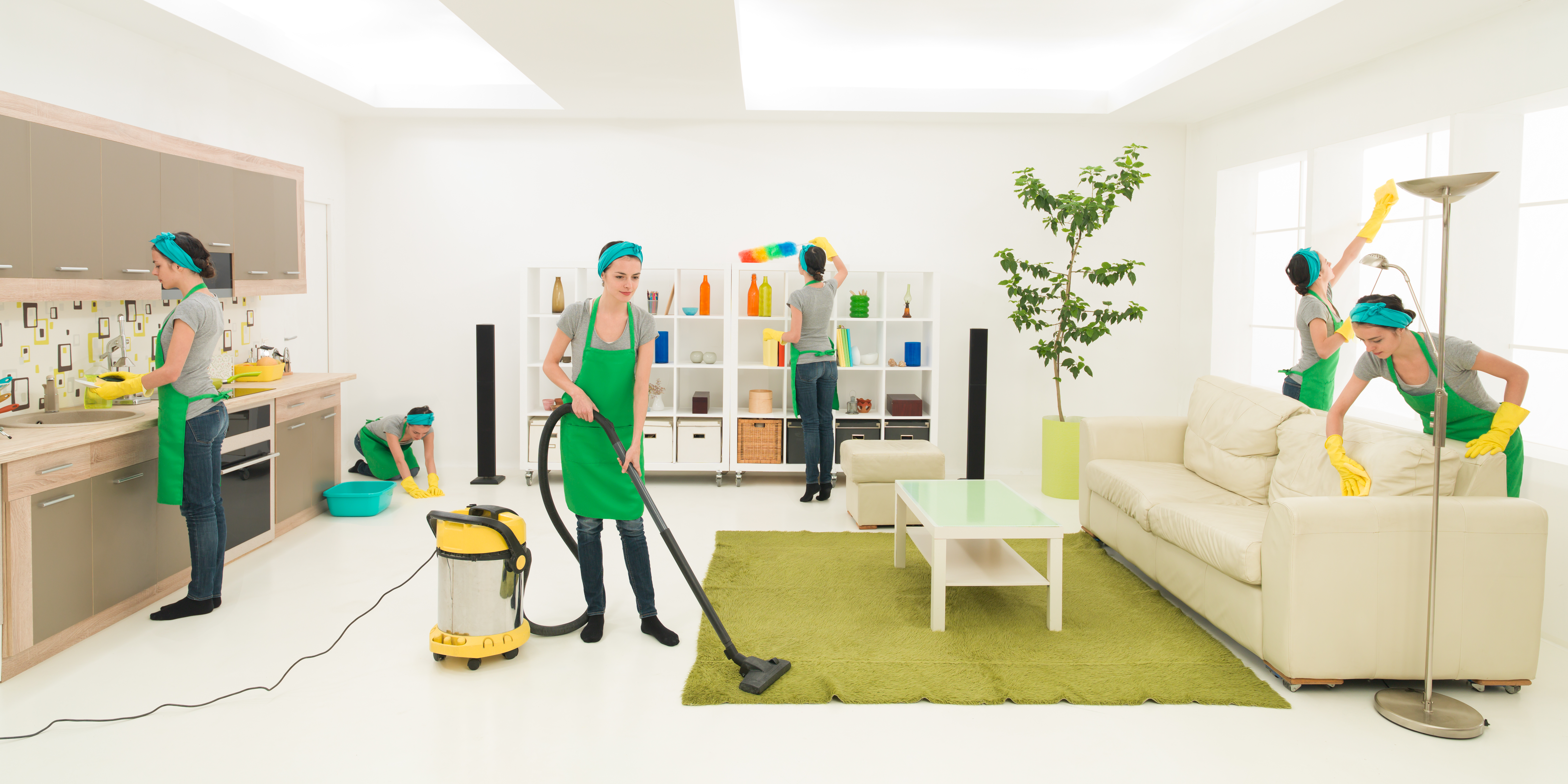 Berkeley Apartment Cleaning Services